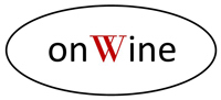 on wine logo